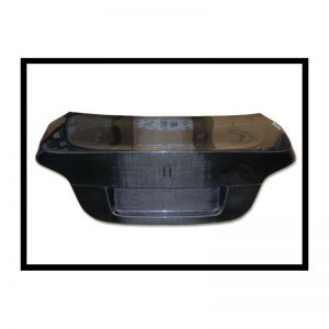 Carbon Fibre Boot lid BMW E60