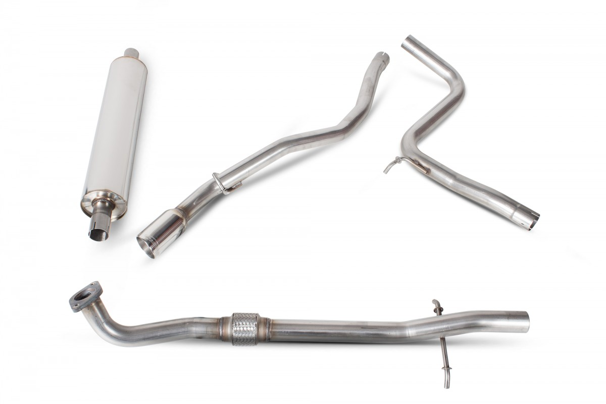 Scorpion Performance Exhaust MG 3 13-16 Cat Back System