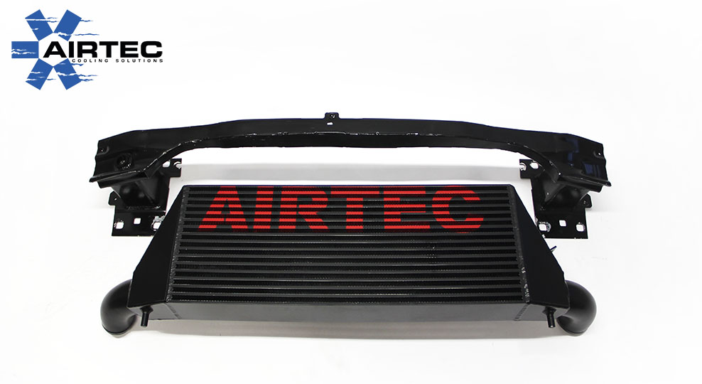 Airtec Front Mount Intercooler for Audi RS3 8V Models FMIC with Crashbar