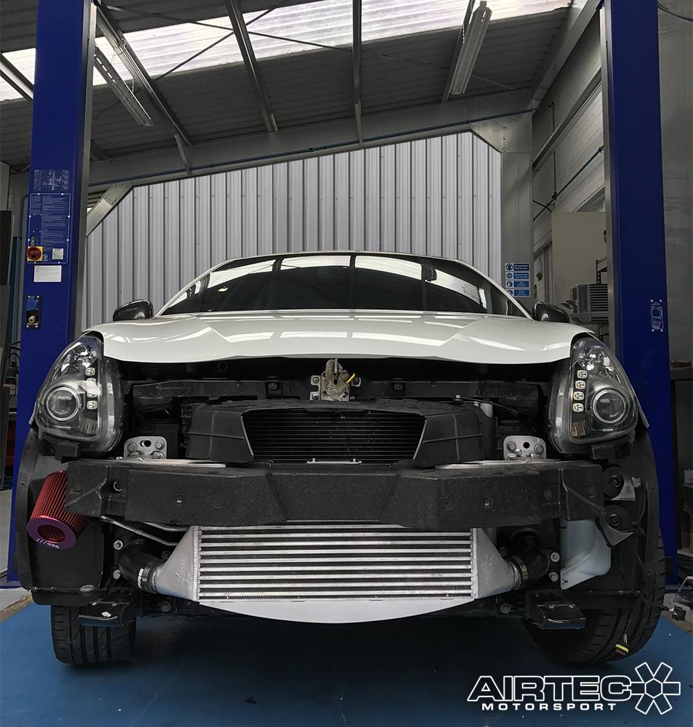 AIRTEC FMIC Motorsport Front Mount Intercooler For Alfa