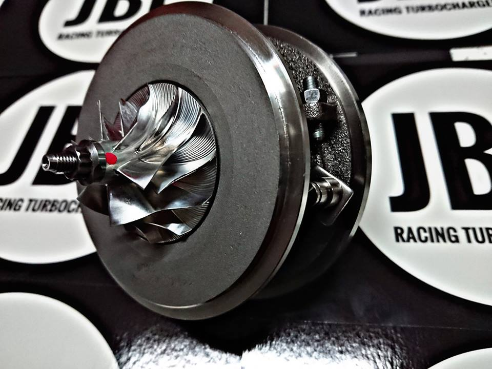 JBE Racing Turbos Garrett Pd130 717858 gt1749V hybrid core