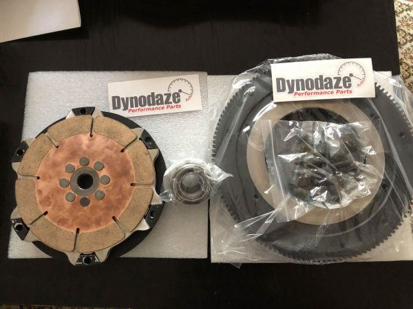 Mitsubishi Colt CZT Ralliart Twin Plate race Clutch and Flywheel