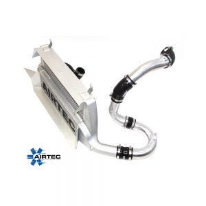 AIRTEC front mount intercooler and Big Boost Pipes for Honda Civic Type R FK2