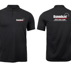 Dynodaze Performance Parts Polo Shirt