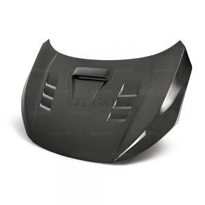 Seibon TS-Style Carbon Fibre Bonnet Honda Civic FK8 Type R 17-20