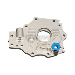 Cusco High Capacity Differential Cover Toyota Yaris GR 20+ Silver