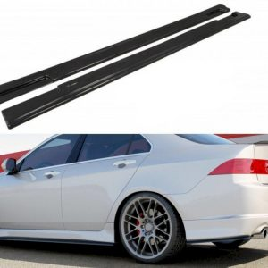 SIDE SKIRTS DIFFUSERS HONDA ACCORD MK7 TYPE-S (2002-2007)