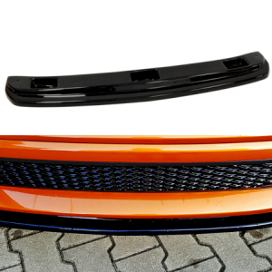 CENTRAL REAR SPLITTER HONDA CIVIC VIII TYPE S/R (WITHOUT VERTICAL BARS)