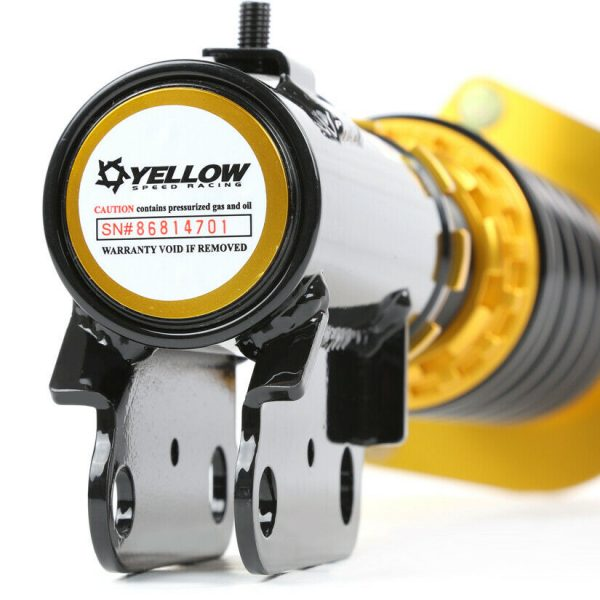 YELLOW SPEED RACING YSR DYNAMIC PRO SPORT COILOVERS DODGE CHALLENGER